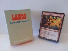MTG Standard & Theme Decks - LANDS Land Destruction Magic the Gathering
