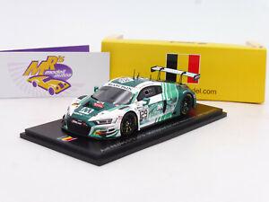 """Spark SB260 # Audi R8 LMS GT3 No.129 24h. Spa 2019 """" Christopher Mies """" 1:43 NEU"""