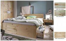 Betten mit Bettkasten in aktuellem Design aus Kiefer