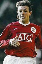 Foto de fútbol > Gabriel afirmó Man Utd 2006-07