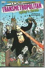 TRANSMETROPOLITAN  TPB 7 ( FIRST PRINTING ) - DC / VERTIGO 2002 ( COMICS USA ) C