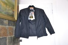 Barbour international jacket size M boy's black light 6-7 years