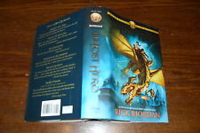 Book 1 Heroes of Olympus ( The Lost Hero ) by Rick Riordan h/c 1st edition