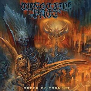 Genocide Pact - Order of Torment - CD - RR73932 - NEW