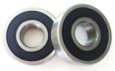 Two Brand New 6000RS 10x26x8mm Bearings For Gas/Electric Scooters Pocket Bikes