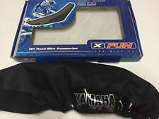 YAMAHA YZ125 / 250 SEAT COVER . NEW - 02-04 MODELS  - WITH FITTING INSTRUCTIONS