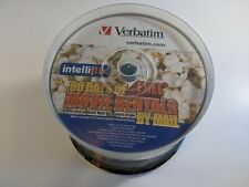 Verbatim DVD-R 4.7GB 16x - 50 Pack Spindle from 2007 Intelliflix Promotion