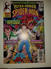Flashback Peter Parker Spider-Man -1 Stan Lee from July 1997 in VF to NM
