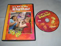 It's All in the Rhythm! 2004 Kindermusik Video Movie DVD in Original Case RARE!