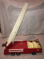 Vintage Tonka Fire Truck with Arial Ladder                                  m3