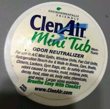 Clean Air Odor Neutralizer MiniTub Scent Remover Non Toxic Environmental Friendl