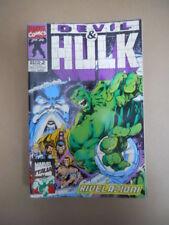 DEVIL & HULK n°2 1994 Marvel Italia [G758A]