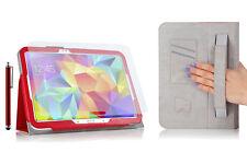Funda para Samsung Galaxy Tab S (T800) - 10.5'' - Rojo + lápiz + protector