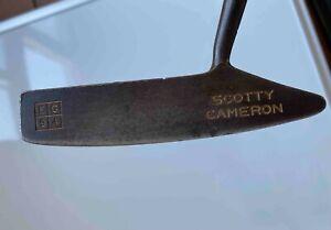 RARE Scotty Cameron EG94 - All Original, Handmade, Very Limited!