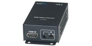 PureLink HCE II TX 4K HDBaseT HDMI and IR Transmitter, New