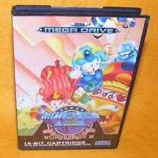 VINTAGE 1991 SEGA MEGA DRIVE MONSTER LAIR WONDER BOY III 16-BIT CARTRIDGE GAME
