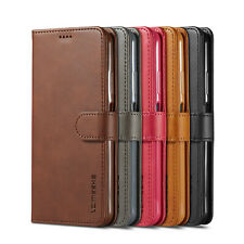 For Samsung Note 20 A21S A41 A51 A71 Wallet Magnetic Flip Stand Phone Case Cover