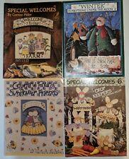 1 Lot Susan Scheewe Publications Painting Books (qty 4)