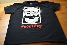 Lootcrate Exclusive Men's Mr. Robot F Society Shirt Size XL