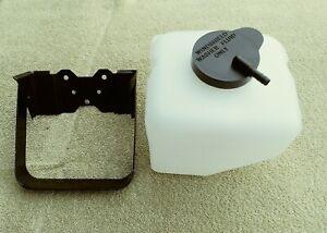 NOVA CORVAIR Windshield Wiper Washer Bottle Bracket Cap Filter KIT CORRECT 5pcs