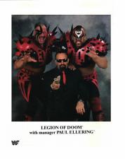 LA LEGION OF DOOM PROMO Pré Imprimé Catch Photo 8x6 WWF WCW ROAD WARRIORS