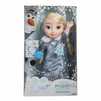 Disney's Frozen Olaf Adventure Traditions Singing Elsa and Frozen Christmas Set