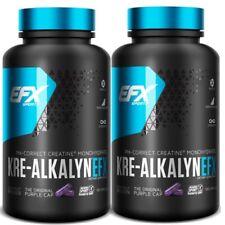 EFX Kre-Alkalyn 480 Kapseln Original Krealkalyn Muskelaufbau Ohne Nebenwirkung