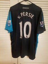 Nike Arsenal Soccer Jersey #10 Van Persie Vintage Xl