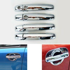 Chrome Smart Key Door Handle Catch Cover Trim Bezel For Suzuki Swift Sx4 Vitara