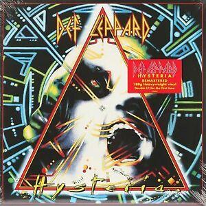 Def Leppard Hysteria Vinyl Record: Vinyl