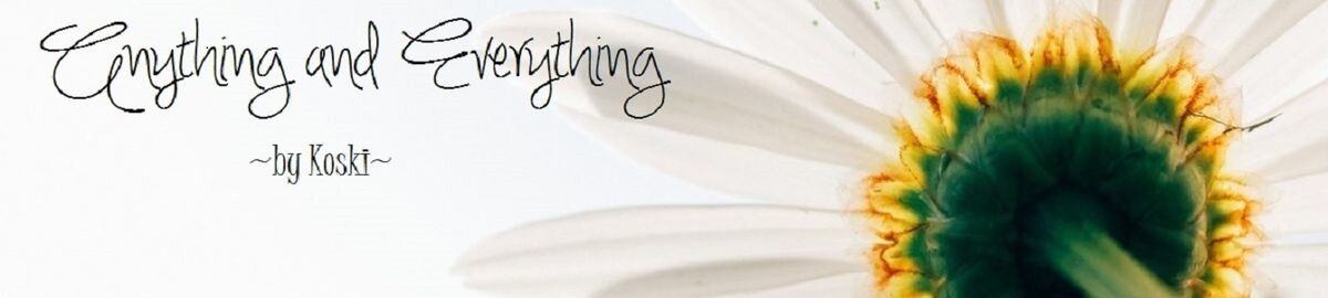 Anything and Everything by Koski