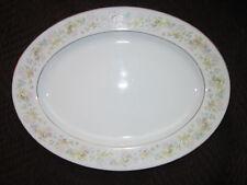 "Noritake ARLINGTON 13"" Platter Pattern #2410 EUC"