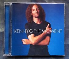 CD KENNY G THE MOMENT / SAXOFONISTA . B