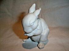 Kaiser Hase weiss 70er Jahre - Rabbit white