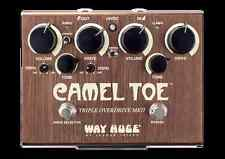 Way Huge Camel Toe Triple Overdrive MKII NEW W/ WARRANTY FREE S&H IN US cameltoe