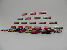 1:100 Kyosho Alfa Romeo Collection 2 Complete SET 18pcs NEW bei PREMIUM-MODELCAR