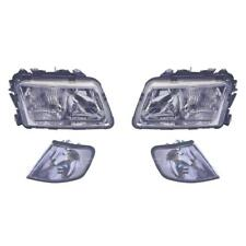 Halogen Headlight Set for Audi A3 8L1 09.96-05.03 H4/H7 with Indicator