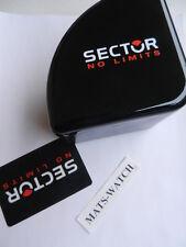 SECTOR + Diver 600 SILVER + ref: 2653157055+ merce NUOVA/NEW
