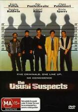 The Usual Suspects - Kevin Spacey Gabriel Byrne Drama New Dvd Movie Sealed