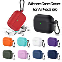 Protector Wireless Charging Case Silicone Case For Apple AirPods Pro airpod 3