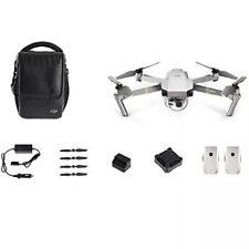 DJI Mavic Pro Platinum Combo 4k Camera with Wifi Drone