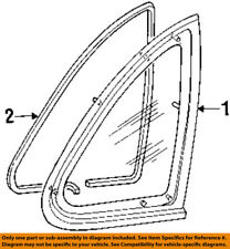 Ford Oem Crown Victoria Rear Quarter Panel Side Window Glass Right Faza Fits  Ford Crown Victoria