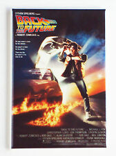 Back to the Future FRIDGE MAGNET (2 x 3 inches) movie poster michael j fox