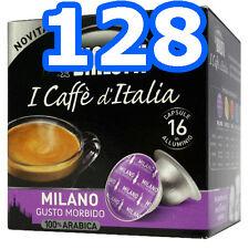 128 Capsule in alluminio Bialetti Mokespresso MILANO - Mokona Tazzona