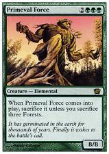 MTG PRIMEVAL FORCE - FORZA PRIMORDIALE - 8TH - MAGIC