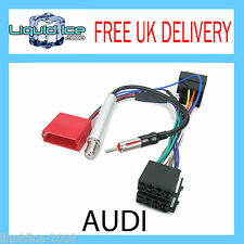 PC9-401 & PC5-90 AUDI A8 1994 - 2004 ISO & AERIAL PLUG & PLAY BOSE ADAPTOR KIT