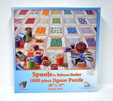 Spools Jigsaw Puzzle 1000 Piece