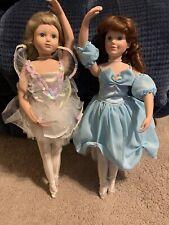 """Jeanne� and ""Melanie� Lee Middleton Doll Co. Susan Wakeen Ballerina"