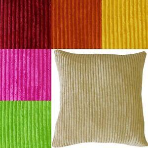 Jumbo Cord Cushion Covers