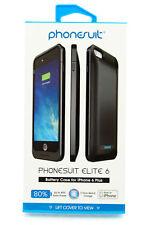 Phonesuit Elite 6 Battery Case For Iphone 6 Plus - Iphone 6 Plus - Metallic